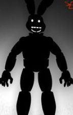 Saved by a Shadow. Five nights at Freddy's 2. by zooke90909