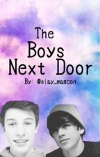 The Boys Next Door by slay_magcon