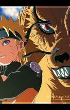 Naruto & Kurama by DiegoFuego001