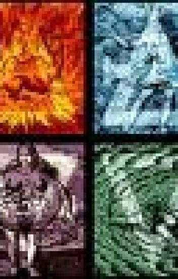 Avatar The Legend of Gaia - IrvingCcastillo - Wattpad