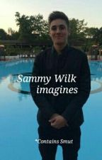 Sammy Wilk Imagines by skathens_maloley