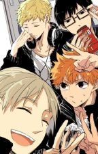 Haikyuu!! One-shots + Scenario with Ray and friend by The_Insane_Reader