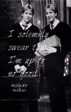 I solemnly swear that I'm up to no good * George Weasley love story * by brightest_star223