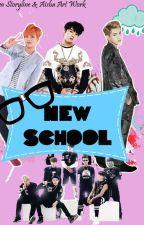 New School [ BTS Fanfiction Indonesia ] by Pradipa_BTS