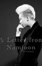 A Letter from Namjoon by whatisjhope