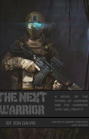 The Next Warrior by JonKDavis