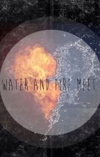 Water and fire meet (Leo Valdez story) by alexismhoward