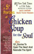 Chicken Soup for the Soul by kierancorreia