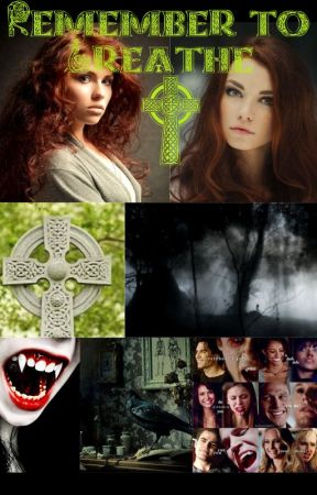 Remember to breathe(The Vampire Diaries FF) by Metalengel