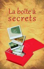La Boîte à secrets. by DelphinePirotte