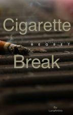 Cigarette break by LunaAmino