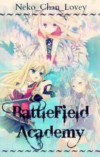 BattleField Academy (#wattys2016) by Popsicle_Gurl