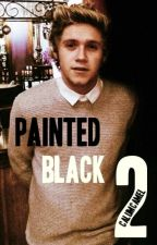 Painted Black 2 *niall horan by calumcamel