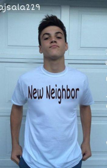 NEW NEIGHBOR | g.d