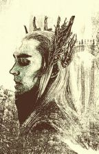 Left behind(Hobbit/Thranduil fanfiction) by GeekElfofMirkwood