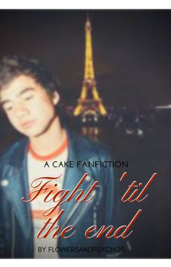 »Fight 'til the end« | Cake