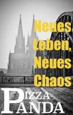 Neues Leben, Neues Chaos. | Dner & izzi by Pizzapanda