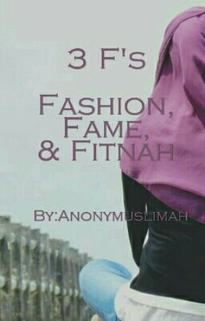 Fashion, Fame & Fitnah by Anonymuslimah