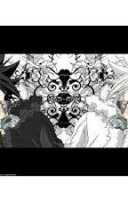 Depressed Angel and Helpful Dragon by Psycho_Lollipop