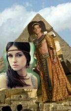 Akmanrah love story ( At nightof museum) by JessicaJonesFan