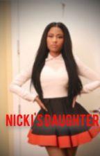 Nicki Minaj's Daughter by iamkyra_