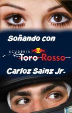 Soñando con...Carlos Sainz Jr. by LuciaVelezdePaz