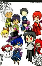 Ask Black Butler by francypance