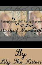 Mischief Managed ~ A Fred and George Weasley Love Story by Lily_The_Kitten