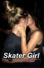 Skater Girl (girlxgirl) by babybluedreamerr