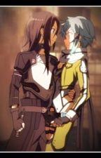 A Kirito and Sinon Story by kirito_warrior
