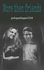 More than friends (Sabrina Carpenter and Uriah Shelton) ON HOLD! by thetheatrefreak