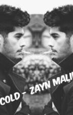 Cold Zayn Malik by Jozleeey_