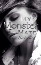 "My ""Monster"" Mate by toriieg"