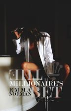 The Millionaire's Bet [BOOK ONE][#Wattys2015][#SYTYCW15][#CarinaPress] by EmmaNorman_