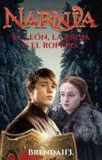 narnia el leon , la bruja y el ropero (peter y tu) by brenda113