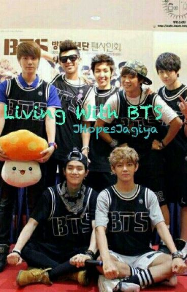 Living With BTS (SMUT)