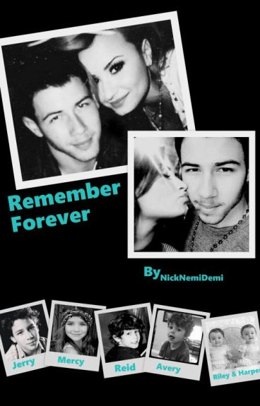 Remember Forever (Book 9 in Nemi Forever Series)