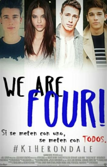 We are FOUR!