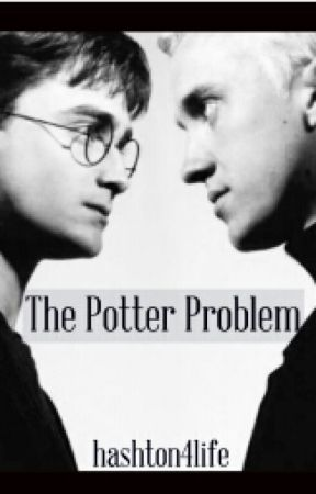 The Potter Problem (Drarry) by hashton4life