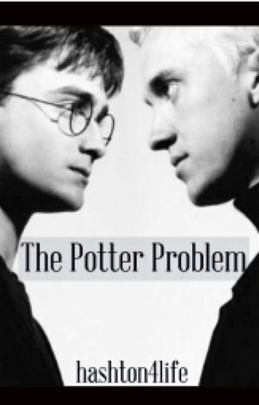 The Potter Problem (Drarry)