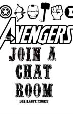The Avengers Join A Chat Room by AlmightyTrebleClef