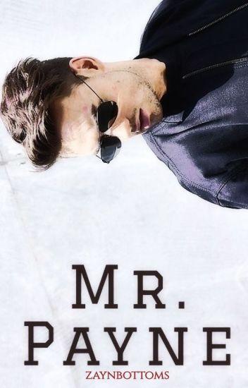 Mr. Payne.