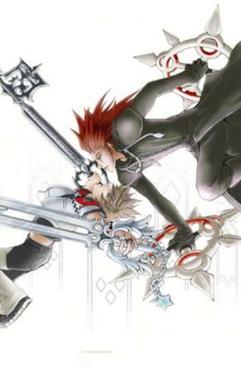 Kingdom Hearts: My heart is yours  (Roxas x Axel)