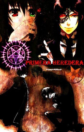 Primera Heredera {Kuroshitsuji}