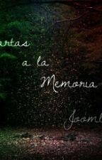 Cartas a la memoria... by Joomla96