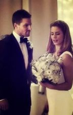 Sav•ior Arrow (Oliver and Felicity -Olicity- Fanfiction) ~3rd in the Saga~ by Eden_Montang
