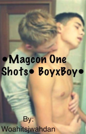 •Magcon One Shots•BoyxBoy