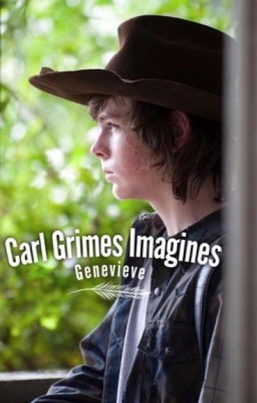 Carl Grimes Imagines ➹ Smut&Fluff