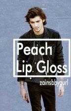 Peach Lip Gloss {{ zayn malik au }} by zainsbbygurl