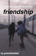 Friendship ‣ Darren Espanto FanFic by GreenBlodded